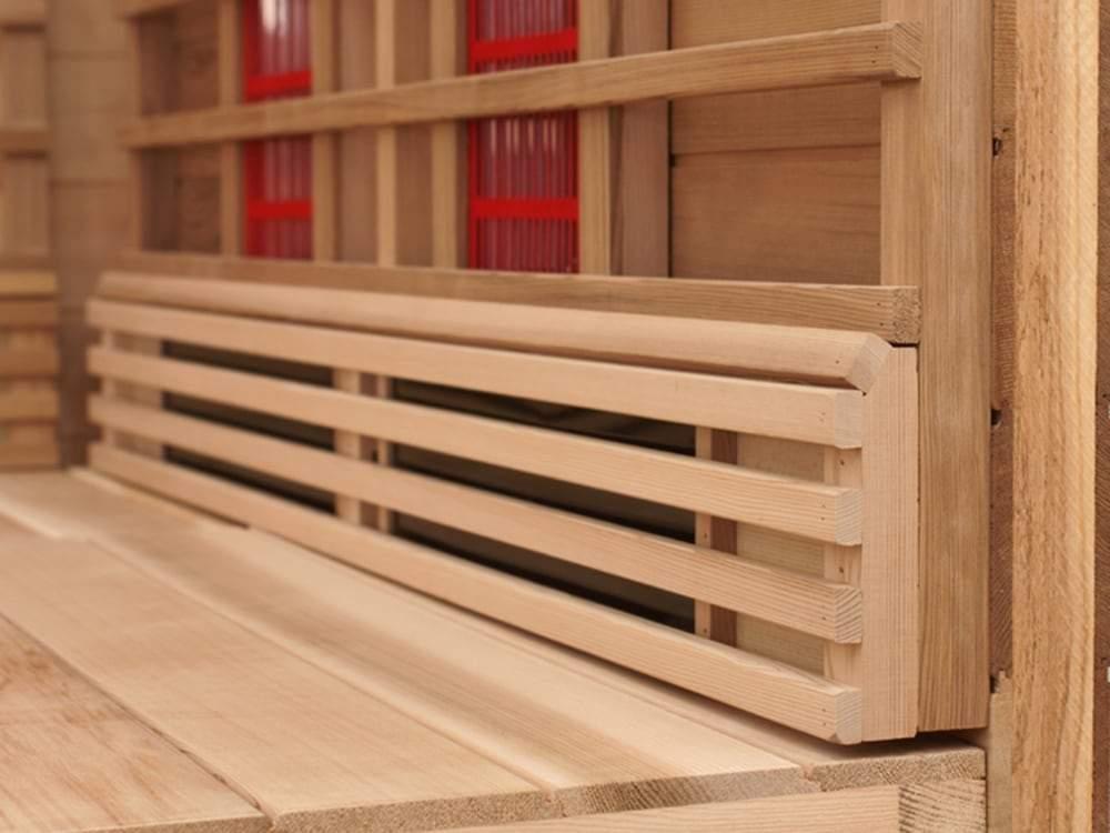 infrarotkabinen w rmekabinen armstark. Black Bedroom Furniture Sets. Home Design Ideas