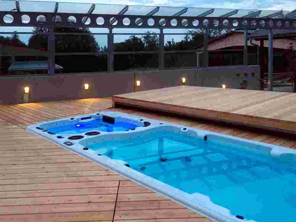 Pool Lounge TCS 270: ARMSTARK®