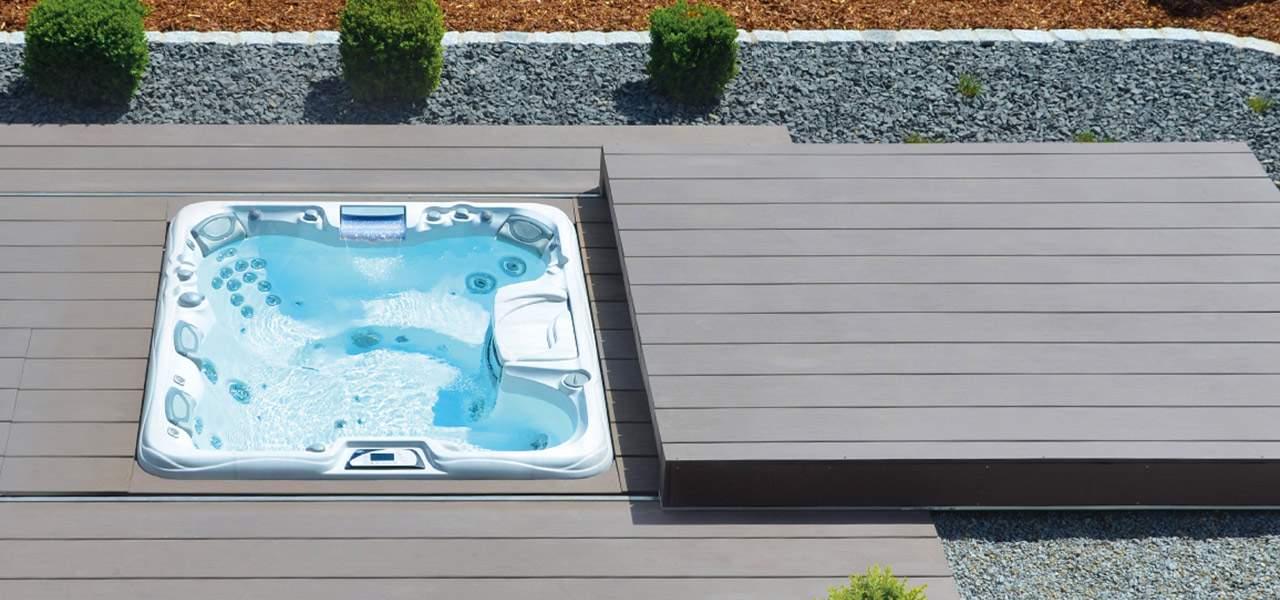 pool lounge komfort abdecksystem armstark. Black Bedroom Furniture Sets. Home Design Ideas